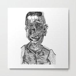 """20130324"" or ""in you"" Metal Print"