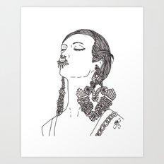 Givenchy Art Print