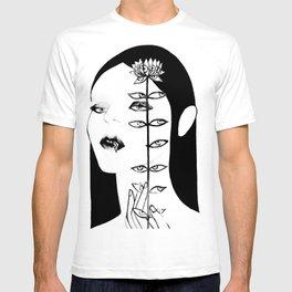 Portrait 39 T-shirt