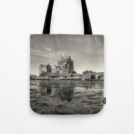 The Island Castle Tote Bag