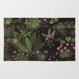 El Trifolium del fraile Rug