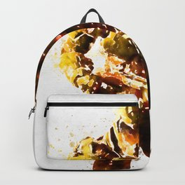 Fight Through Hell Backpack