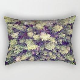 Aerial Wilderness Rectangular Pillow