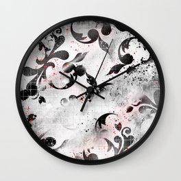 Renovation Wall Clock