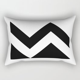 The Mountaineer Rectangular Pillow