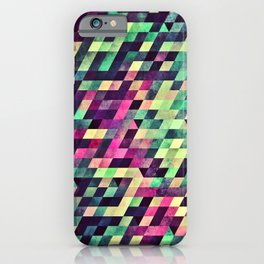 xquyzytt lyss iPhone Case