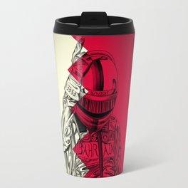 The Sultan of Bahrain Travel Mug