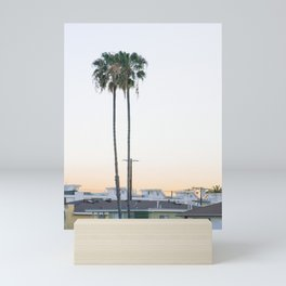 california dreamin Mini Art Print