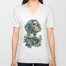 Between Life and Death Unisex V-Neck