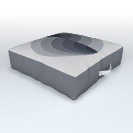 Marble Gray Globe LT Outdoor Floor Cushion