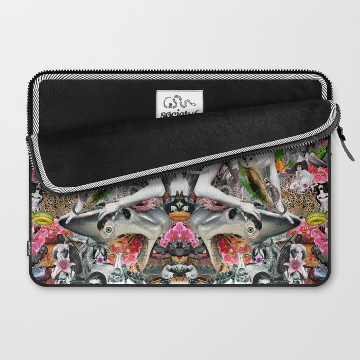 Jungle Melodrama Laptop Sleeve