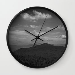 Endless View Wall Clock