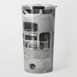 { 未來惑星 } Tramcar Travel Mug