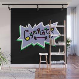 Gym Rats Wall Mural