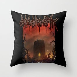 The Die is Cast - Artwork 2 Throw Pillow