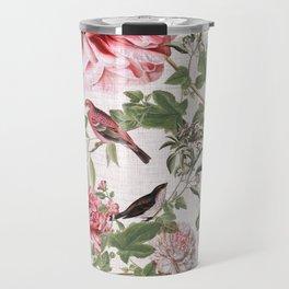 Botanical Paradise Travel Mug