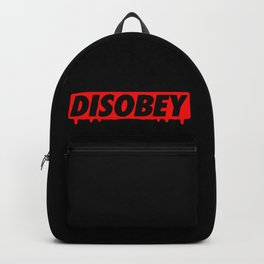DISOBEY Backpack