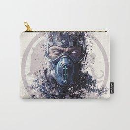 MK X, Subzero splatter Carry-All Pouch