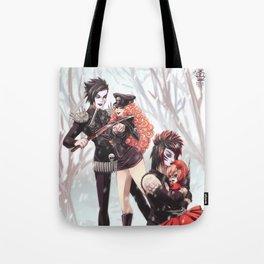Blood on the Dance Floor - Unforgiven Tote Bag