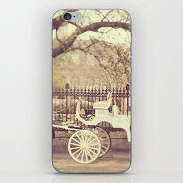 New Orleans Carriage Ride iPhone Skin