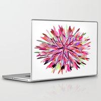 cage Laptop & iPad Skins featuring Birds Cage by Brian Raggatt