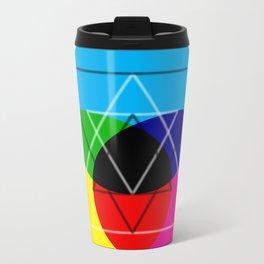 CMY  Metal Travel Mug