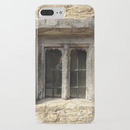 Ghost in the window iPhone Case