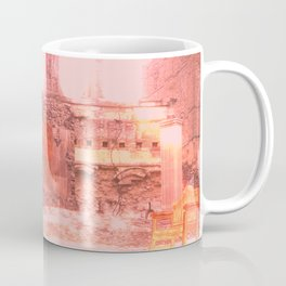 Childhood of Humankind:Gates of wisdom is always opened for open consciousness Coffee Mug