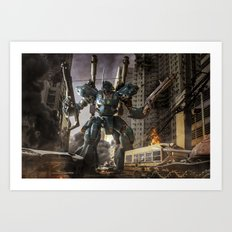 KAMPFER Art Print
