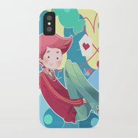 gumball iPhone & iPod Cases featuring Prince Gumball by Sei00
