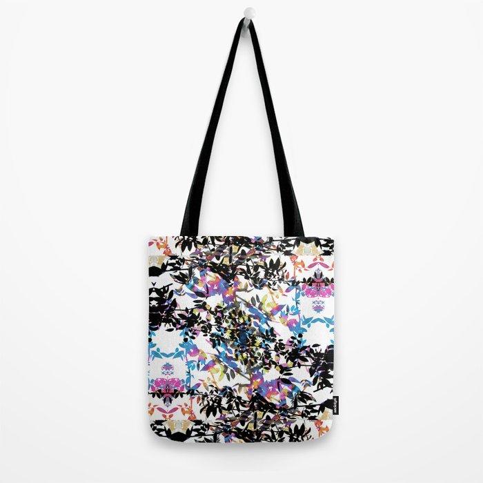 Rose Vine Ecstasy Tote Bag
