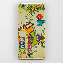 Yeah Yeah! iPhone Skin