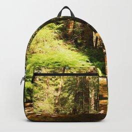A Muir Woods Scene Backpack
