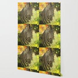 Mapified - Zebra Wallpaper