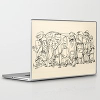 misfits Laptop & iPad Skins featuring Misfits by 5wingerone