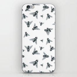 Fly Dotwork iPhone Skin