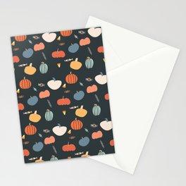 PumpkinPattern Stationery Cards
