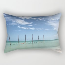 Ocean Hammocks Rectangular Pillow