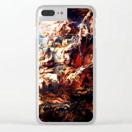 Feelings Clear iPhone Case