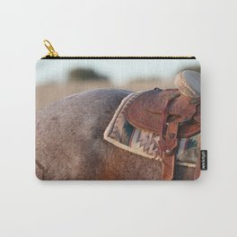 Saddle Carry-All Pouch