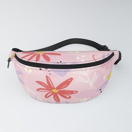 Spring meadow #039 Fanny Pack