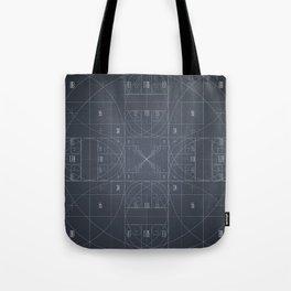 Fibonacci Tote Bag