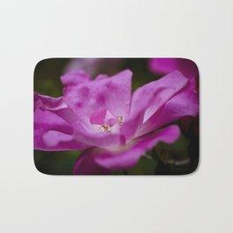 Fuchsia rose Bath Mat