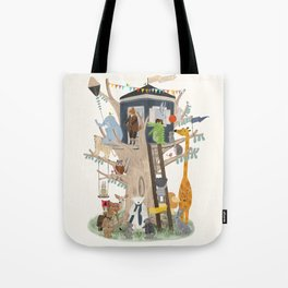 little playhouse Tote Bag