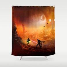 STAR . WARS Shower Curtain