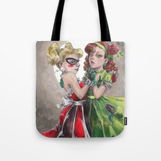 Gotham girls Tote Bag