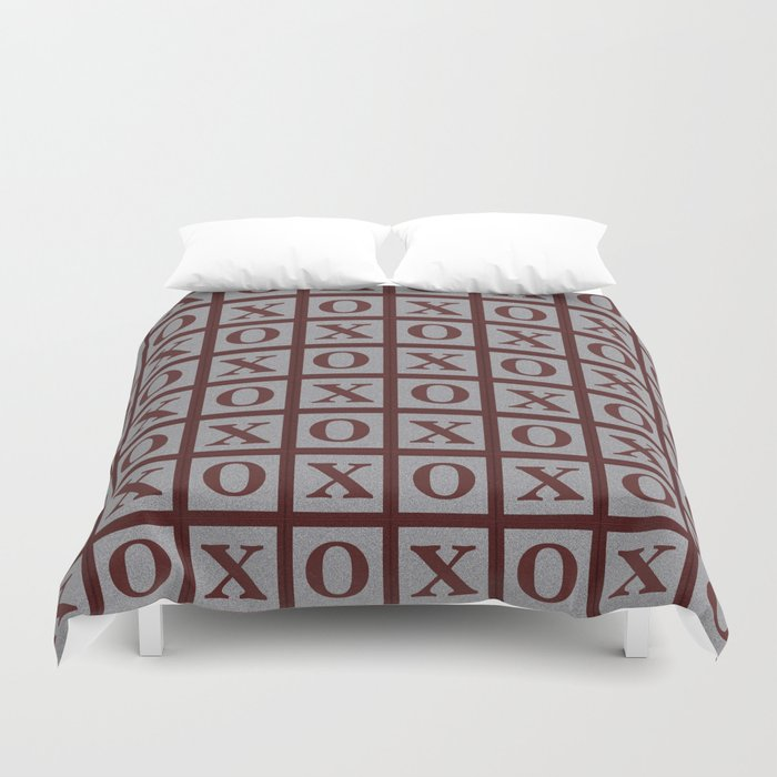 XOXO Duvet Cover
