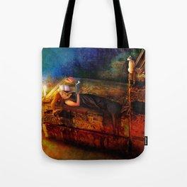 Ex Libris Tote Bag