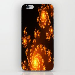 Wild-and-Crazy Fractal Art iPhone Skin