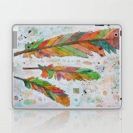 Fell Through a Rainbow Laptop & iPad Skin